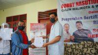 Bobby Nasution Walikota, Semua ASN Wajib Gunakan Produk Buatan Anak Medan - BPJS Kesehatan Kelas 3 Gratis