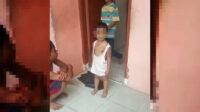Video Viral! Dianiaya Paman, Bocah 4 Tahun Terpaksa Dilarikan ke Rumah Sakit