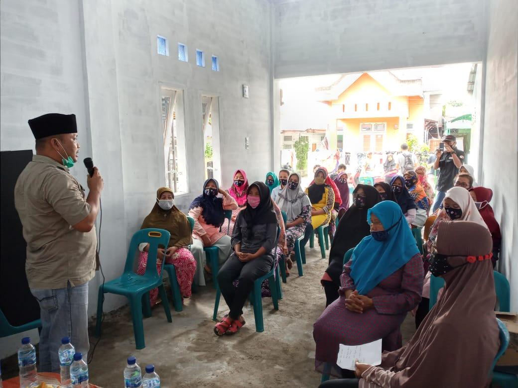 Bobby-Aulia Tawarkan BPJS Gratis dan Beasiswa untuk Masyarakat Kota Medan