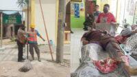 Perbaiki Kabel Kendor Tersengat Listrik, Supian Tewas di TKP