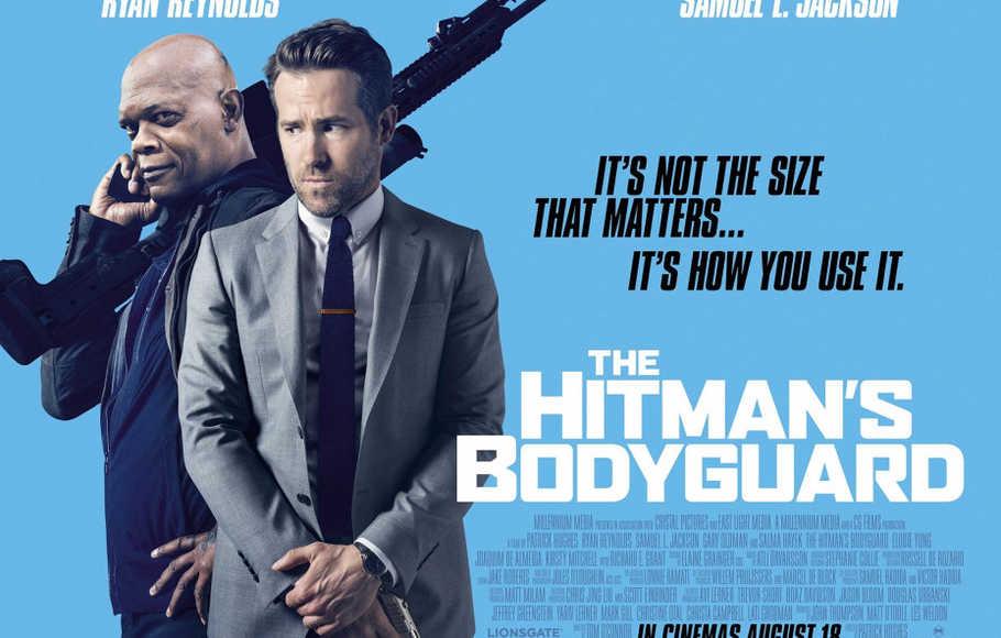 Film The Hitman's Bodyguard: Aksi Pengawal Melindungi Pembunuh Bayaran