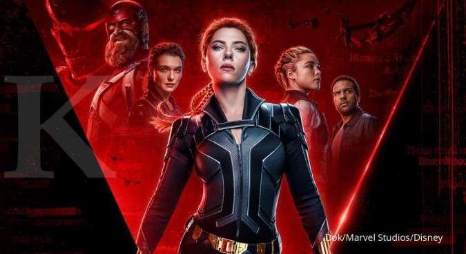 Dirilis Tahun Depan, Film Black Widow Munculkan Karakter Baru