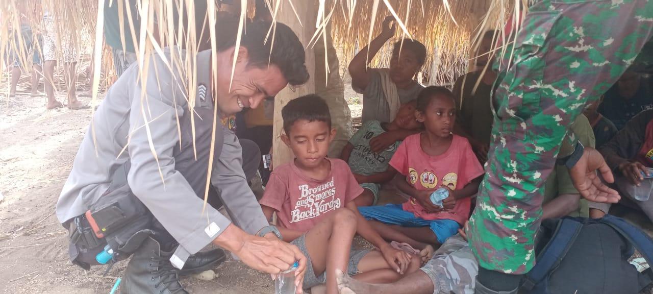 Lima Anak Hilang Pasca Erupsi Ile Lewotolok di Lembata Ditemukan di Pegunungan