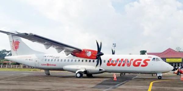 Gunung Ile Lewotolok Erupsi, Wings Air Batalkan Penerbangan Perdana ke Lembata