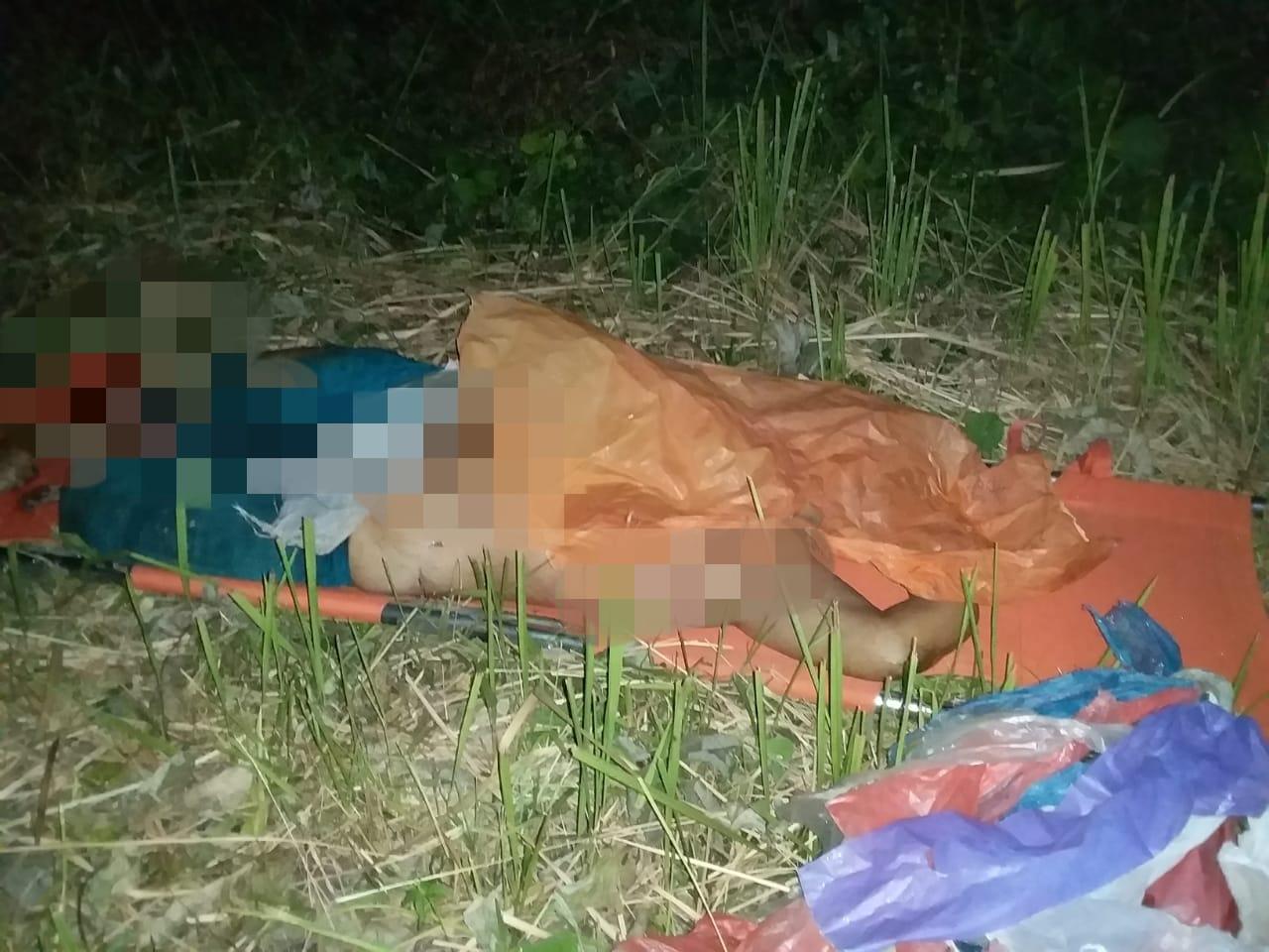 Wanita Tanpa Identitas Tertabrak Kereta Api di Perlintasan Rel Batang Kuis-Bandar Khalipah