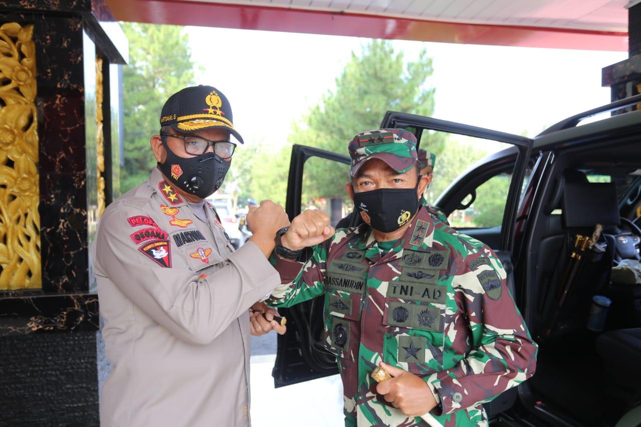 1.352 TPS Rawan Ricuh, Polda Sumut-Kodam I/BB Perketat Pengamanan