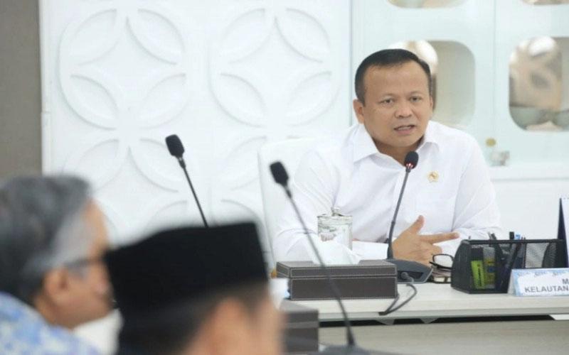 KPK Tangkap Menteri Kelautan dan Perikanan Edhy Prabowo