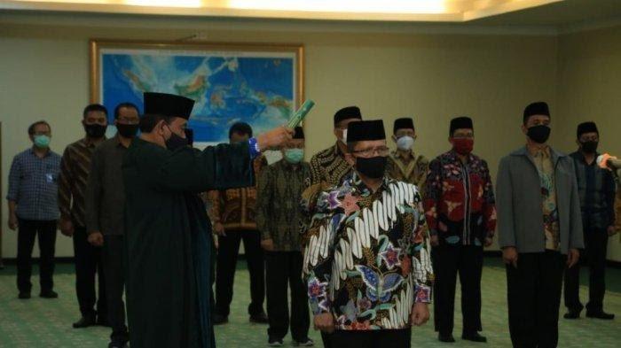 Alumni UIN Sumut Terkait Rektor Baru: Prof Syahrin Representasi dari Semua Kelompok
