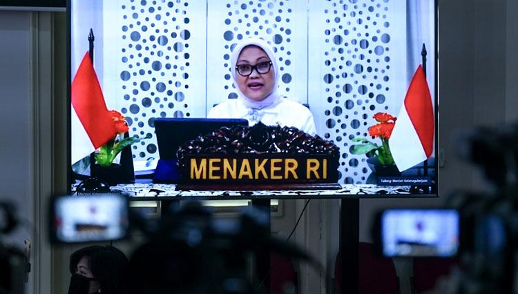Menaker Ida Fauziyah: Penyaluran BSU untuk Pekerja Sudah Mencapai 93,34 Persen
