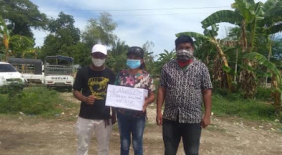 Paslon SBS-WT di Malaka Gugat ke MK, Masyarakat Galang Dana Dukung KPU