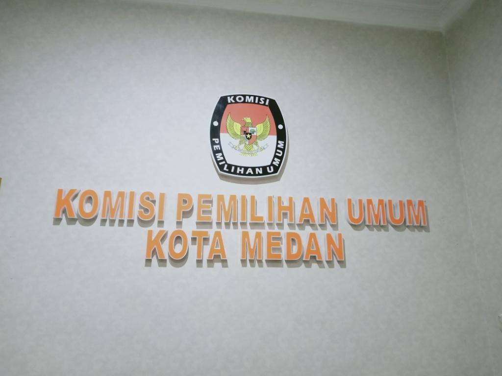 Terkait Gugatan Pilkada, KPU Medan: Tunggu BRPK Terbit