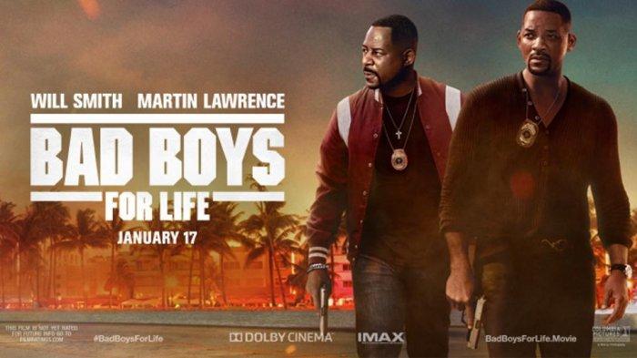 Sinopsis Film Bad Boys for Life: Aksi Detektif Lawan Janda Pengedar Narkoba