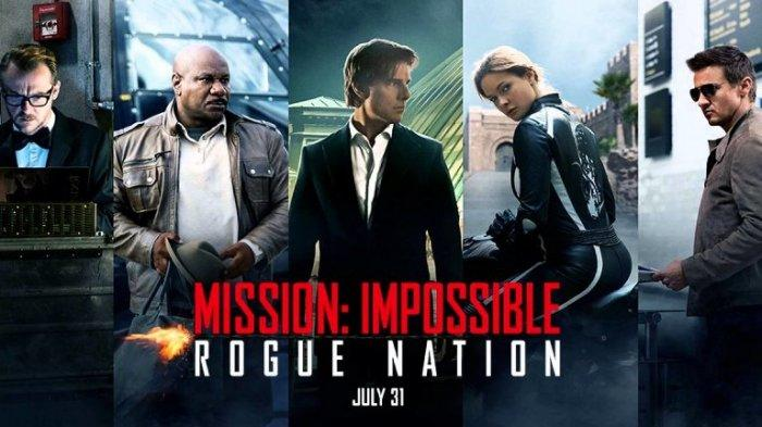 Sinopsis Film Mission Impossible: Rogue Nation