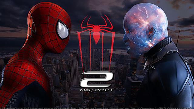 Sinopsis Film The Amazing Spider-Man 2: Aksi Andrew Garfield Melawan Monster Listrik