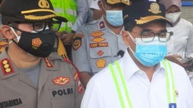Menhub: Sebelum Hilang di Radar, Sriwijaya Air SJ 182 Sempat Keluar Jalur