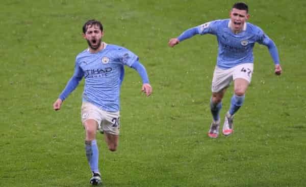 Giliran Manchester City ke puncak