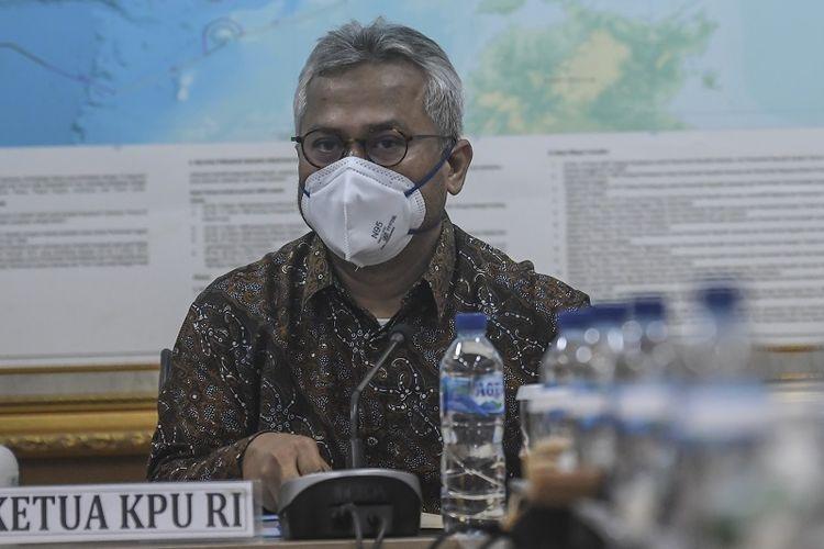 Ketua KPU, Arief Budiman Dipecat dari Jabatannya