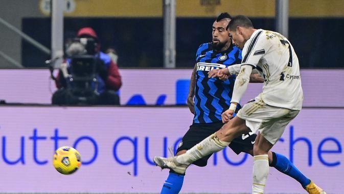 Tekuk Juventus, Inter Milan Semakin Pede di Liga Italia