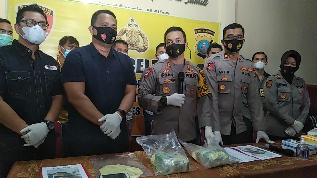 Melawan Petugas, Bandar Sabu Tewas Didor Polisi