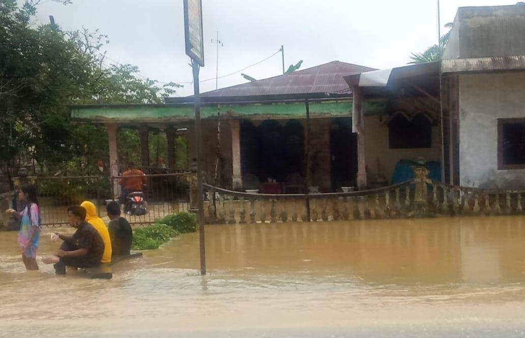 Kadis Kominfo: Banjir Yang Melanda Langkat Sifatnya Hanya Lintasan
