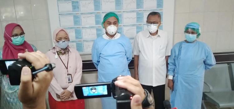 Operasi Bayi Kembar Siam, RSUP H Adam Malik Siapkan 16 Kantong Darah Pasca 9 Jam Operasi Bayi Kembar Siam, Dokter RSUP Adam Malik: Sampai Saat Ini Belum Ada Kendala