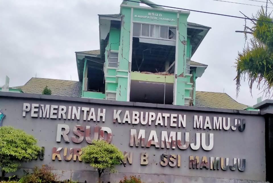 BPBD: 3 Orang Meninggal Dunia dan 24 Luka-luka Gempa Bumi di Subar