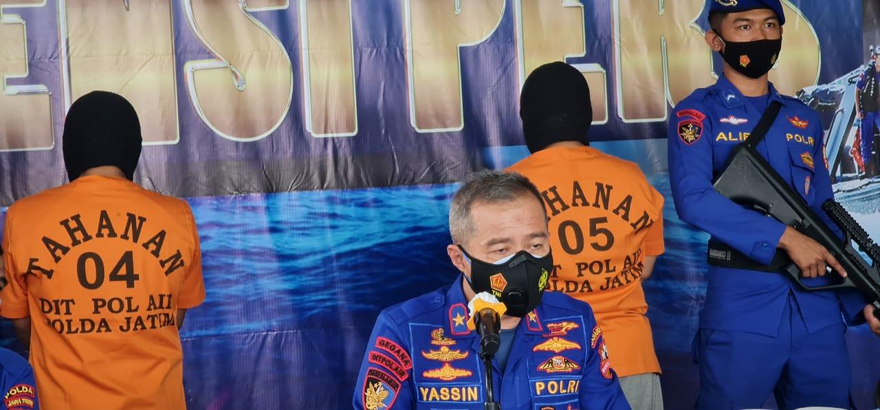 Lagi, Baharkam Polri Ungkap 25 Ton Pottasium Chlorate untuk Bom Ikan