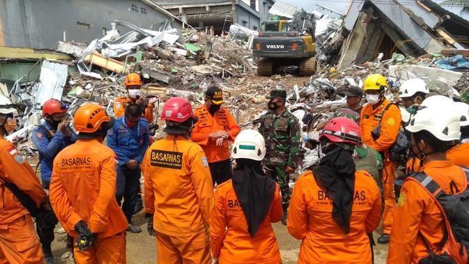 BNPB: Korban Gempa Sulbar Sudah 56 Orang Meninggal Dunia