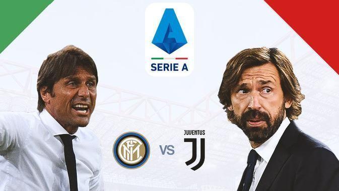 Jadwal Pertandingan Liga Italia Malam Ini: Inter Milan Vs Juventus