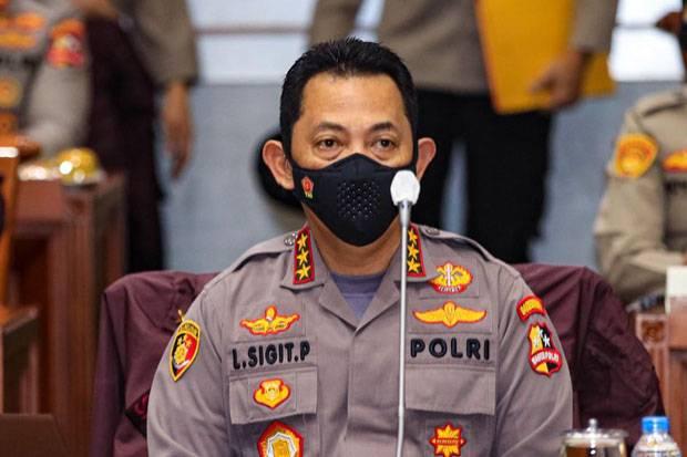 Komisi III DPR RI Setuju Komjen Listyo Sigit Prabowo jadi Kapolri