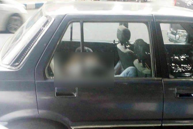 Ketahuan 'Goyang' di Mobil, Begini Kondisi Oknum ASN Aceh saat Digeledah