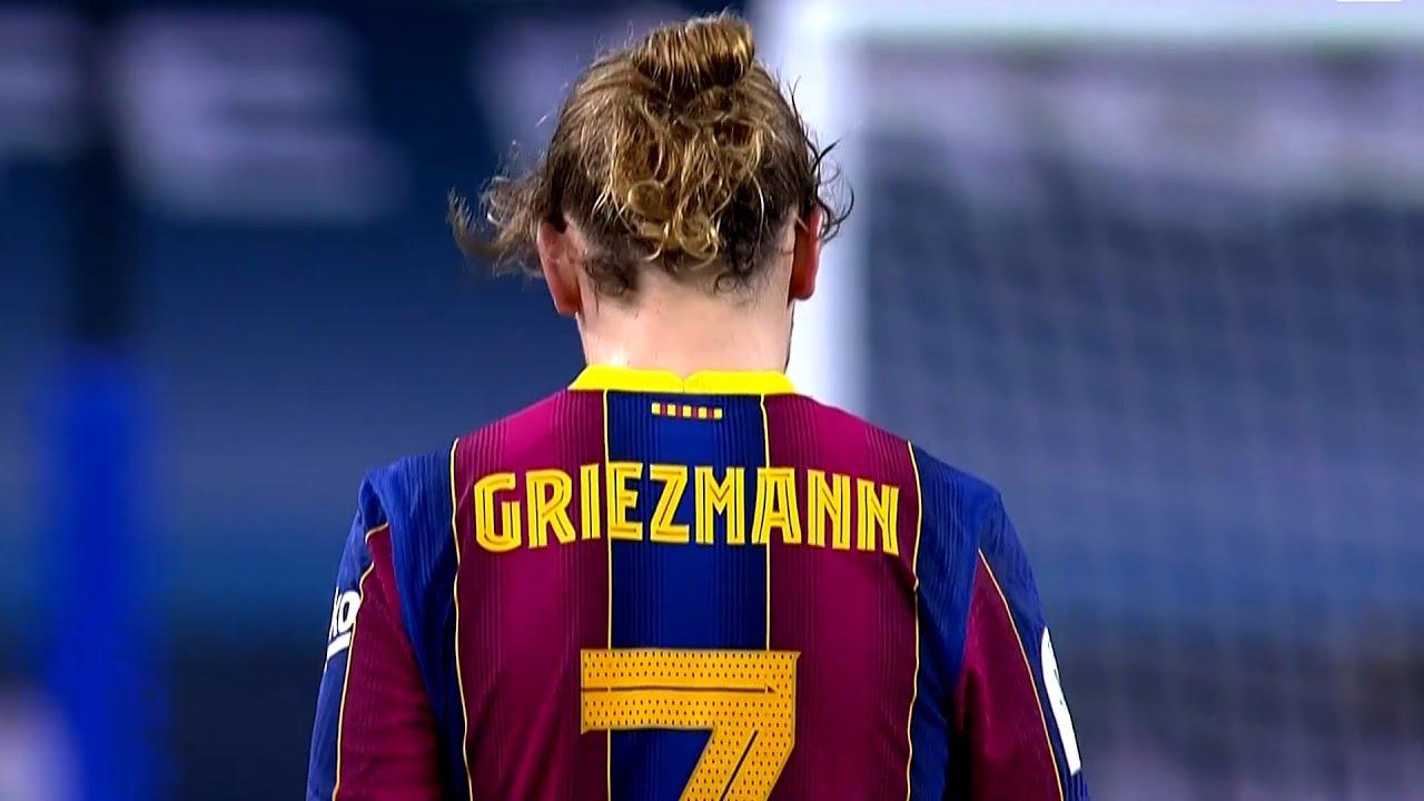 Barcelona Griezmann