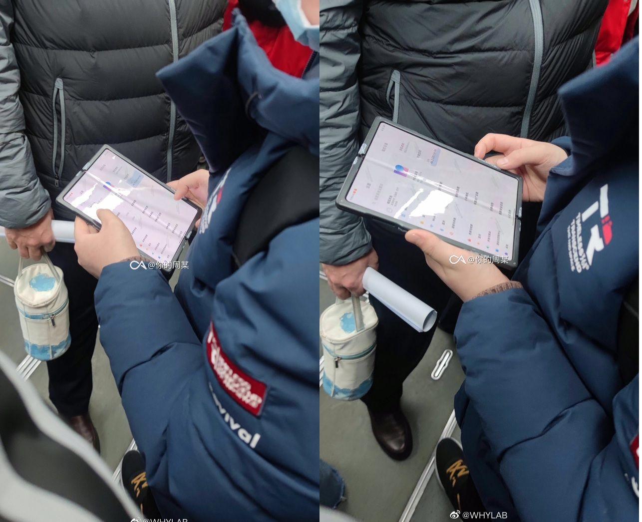 Ponsel Layar Lipat Xiaomi Sudah Beredar, Begini Penampakannya