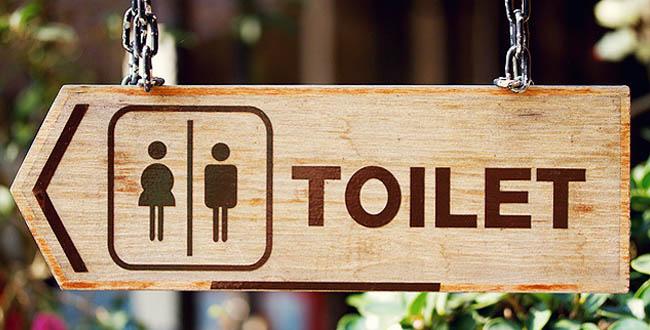 Orang Indonesia Suka Meninggalkan Jejak di Toilet