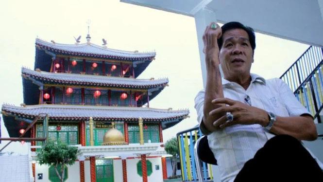 Anton Medan, Mantan Perampok yang Insaf dan Memilih Memeluk Islam