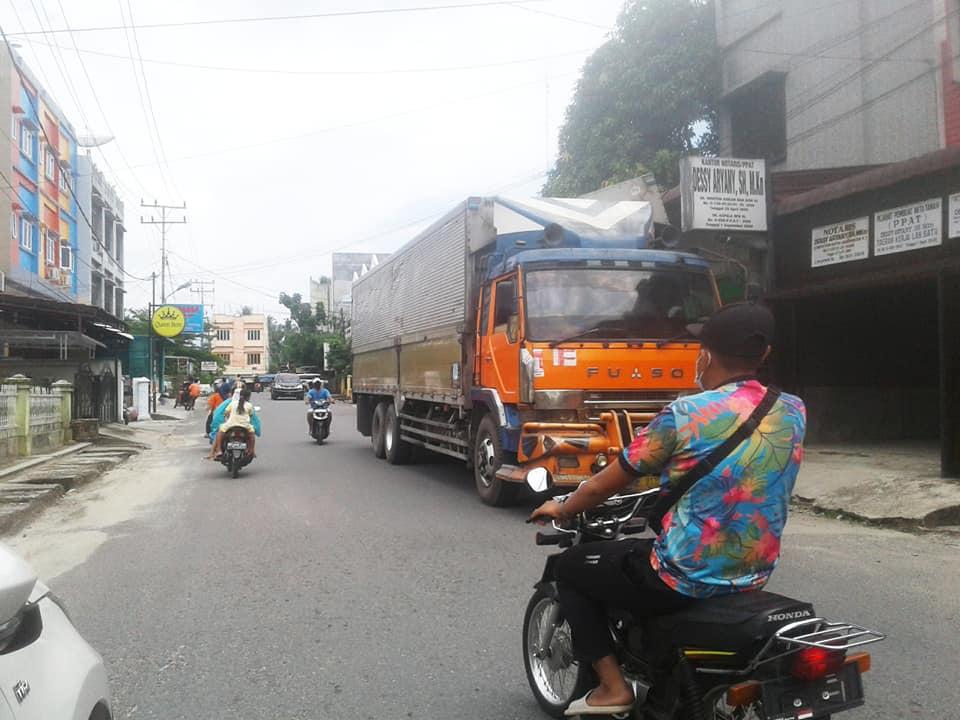 truk Sekawan Jaya