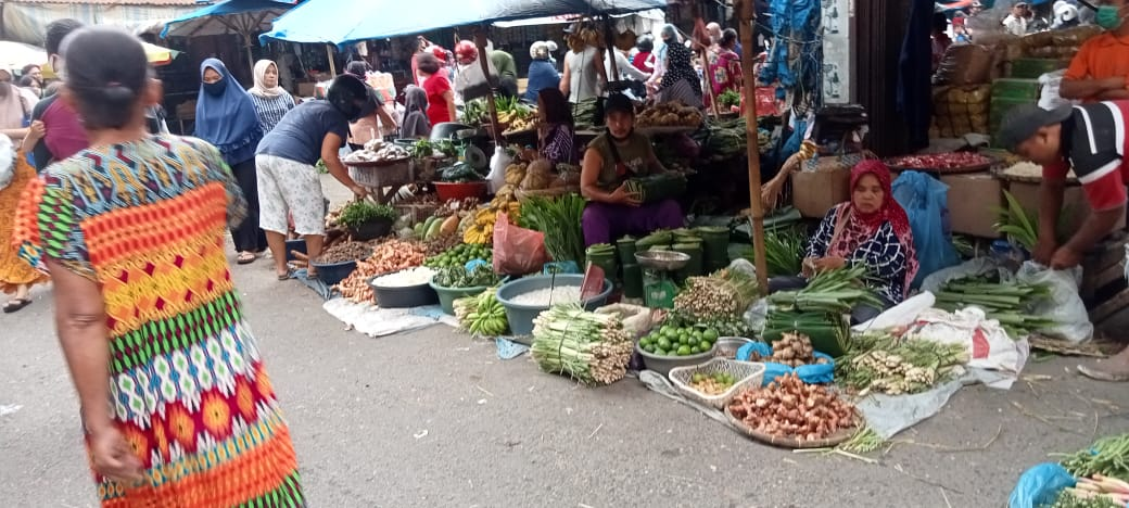 Ramadhan, Stok Bahan Pokok di Binjai Aman dan Harga Stabil