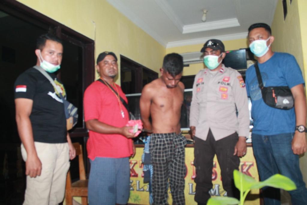 Buruh Bangunan Kritis Ditikam Sopir Angkot sedang Mabuk