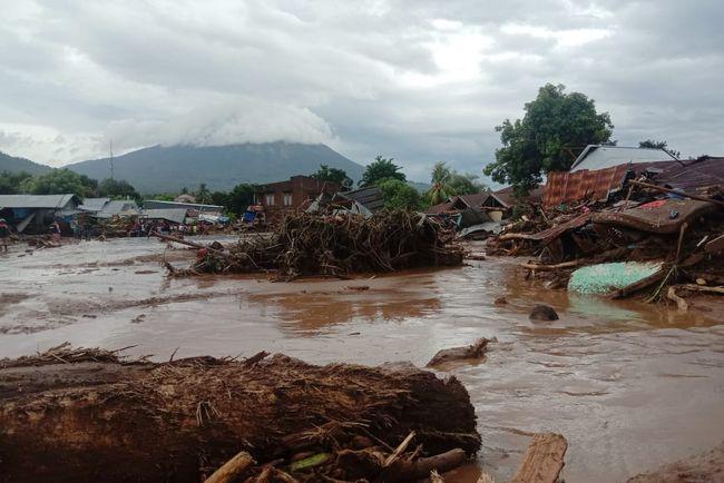 australia Korban Meninggal Bencana Badai Seroja
